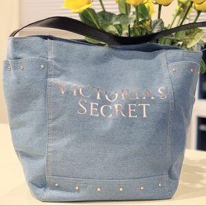 💝 Victoria's Secret Denim Tote